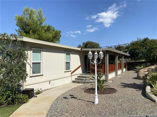 Photo of 18218 Paradise Mountain Rd #Spc 88, Valley Center, CA 92082 (MLS # 200042275)