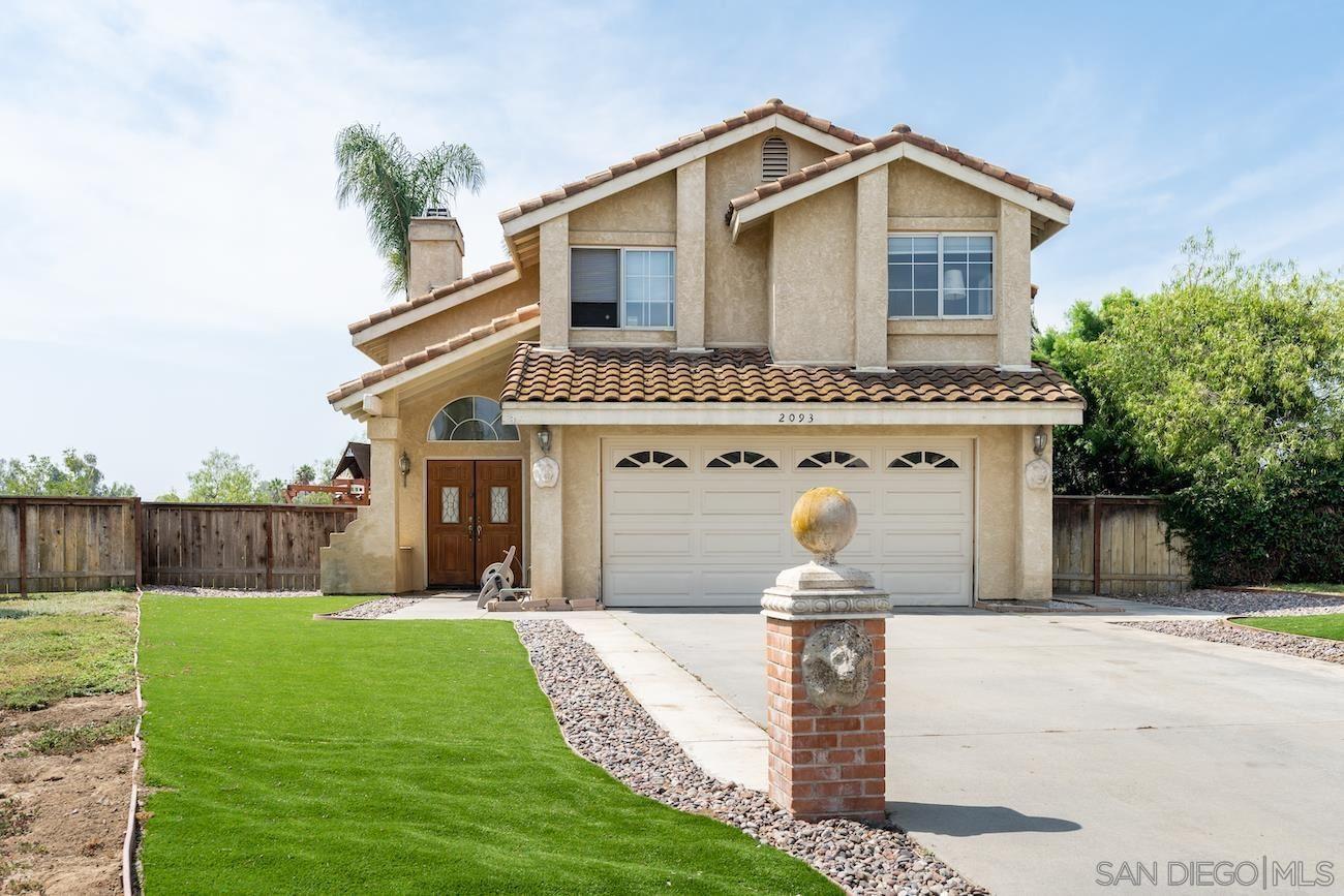 Photo of 2093 Susan Ct, Escondido, CA 92026 (MLS # 210021275)