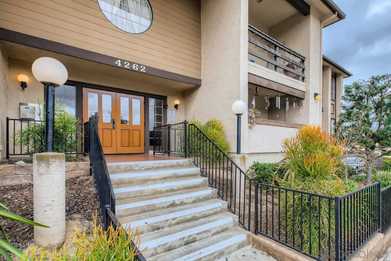 Photo of 4262 Parks Ave #106, La Mesa, CA 91941 (MLS # 210029276)