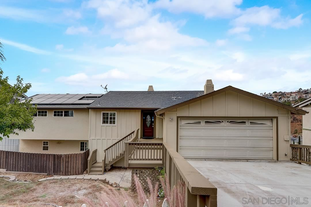 Photo of 1224 San Bernardino Ave, Spring Valley, CA 91977 (MLS # 210028278)