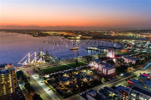 Photo of 1388 Kettner Blvd #3405, San Diego, CA 92101 (MLS # 200046279)