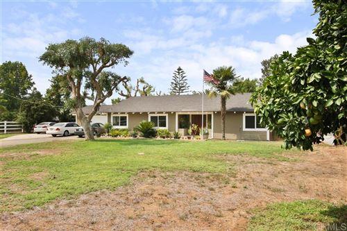 Photo of 995 Morro Rd, Fallbrook, CA 92028 (MLS # 200045280)