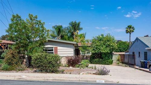 Photo of 4661 Dana Drive, La Mesa, CA 91942 (MLS # PTP2104283)