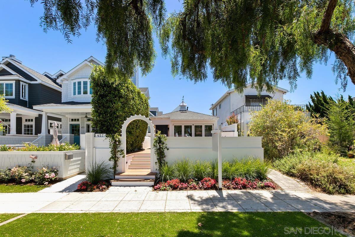 Photo of 457 E Avenue, Coronado, CA 92118 (MLS # 210014283)