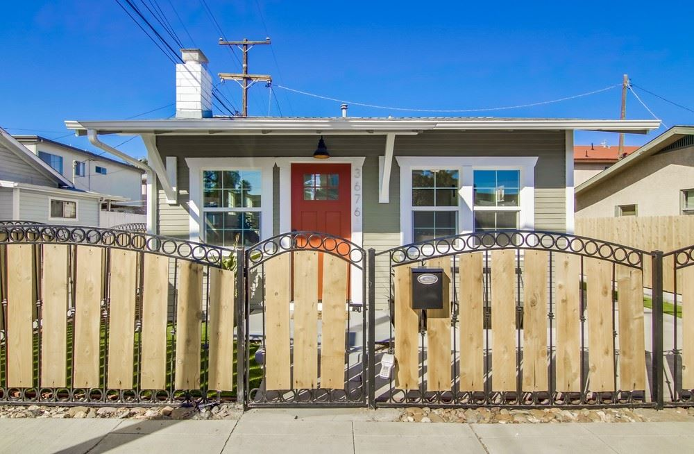 Photo for 3676 Monroe Ave, San Diego, CA 92116 (MLS # 200013288)