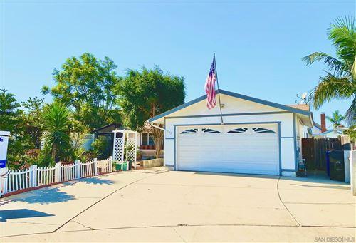 Photo of 1542 Rochdale, San Diego, CA 92154 (MLS # 200051291)