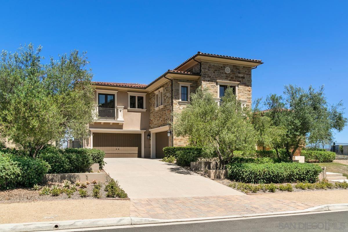 Photo of 18264 Avenida Manantial, Rancho Santa Fe, CA 92067 (MLS # 210022291)