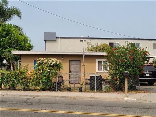 Photo of 704 N Citrus Avenue, Vista, CA 92084 (MLS # 200045292)