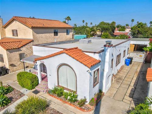 Photo of 4429 33Rd St, San Diego, CA 92116 (MLS # 210025292)