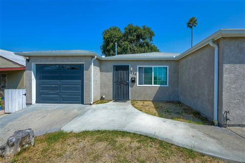 Photo of 735 Flicker St, San Diego, CA 92114 (MLS # 210025293)