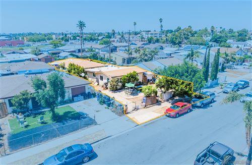 Photo of 3410-12 Chamoune Ave, San Diego, CA 92105 (MLS # 210027294)