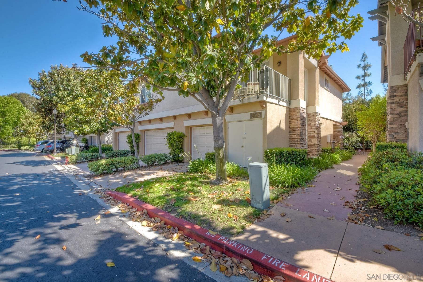 Photo of 9645 West Canyon Terrace #Unit 2, San Diego, CA 92123 (MLS # 210016294)