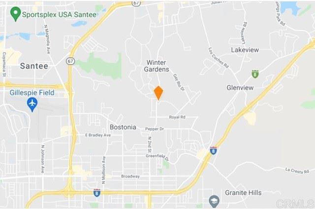 Photo of 8270 Linden Road, Lakeside, CA 92040 (MLS # PTP2106295)