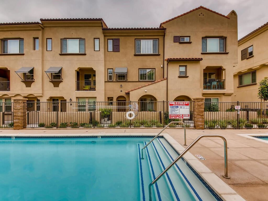Photo of 1571 Fortaleza Way #Unit 32, Vista, CA 92081 (MLS # 200042299)