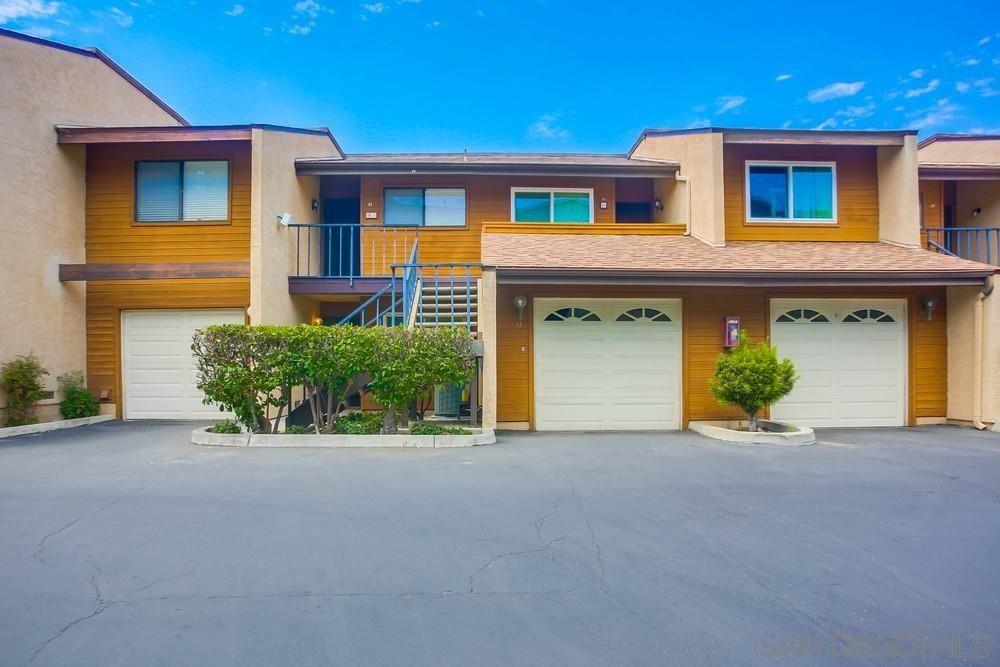 Photo of 7755 Saranac Pl #42, La Mesa, CA 91942 (MLS # 210029301)