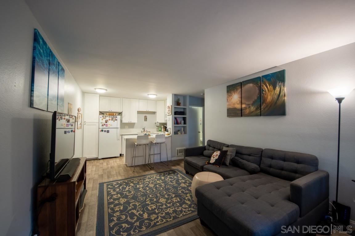 Photo of 6386 Rancho Mission Road #304, San Diego, CA 92108 (MLS # 210016303)