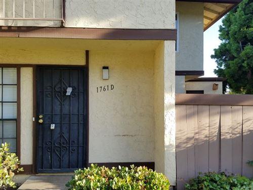 Photo of 1761 Regency Way #D, Chula Vista, CA 91911 (MLS # PTP2103307)