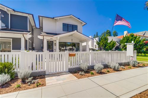 Photo of 872 C Avenue, Coronado, CA 92118 (MLS # 200004311)