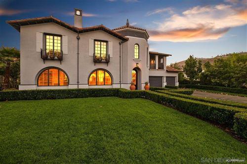 Photo of 17836 Avenida Amatista, Rancho Santa Fe, CA 92067 (MLS # 210019313)