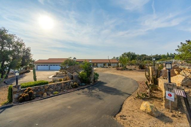 Photo of 6572 Rainbow Heights Road West, Fallbrook, CA 92028 (MLS # NDP2111314)