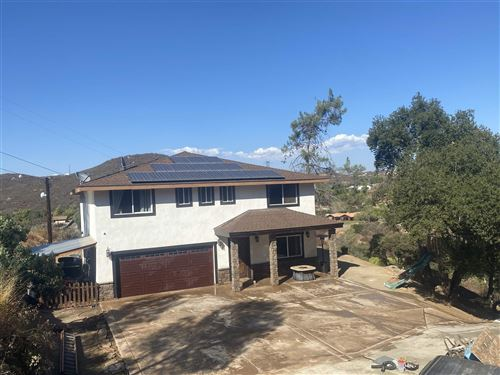 Photo of 20591 Sycamore springs rd, Jamul, CA 91935 (MLS # 210025315)
