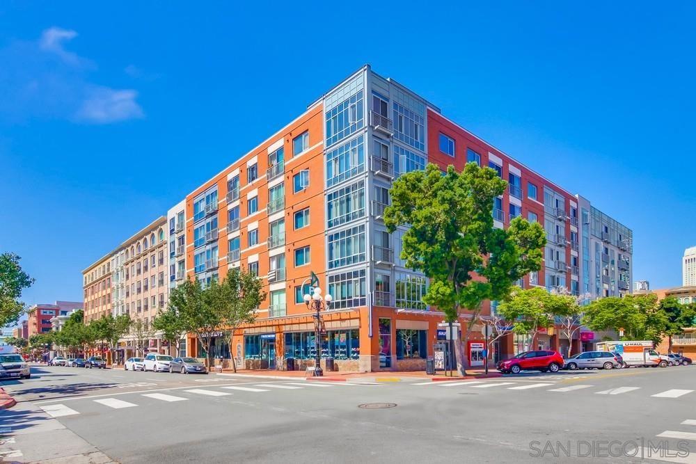 Photo of 445 Island Ave #309, San Diego, CA 92101 (MLS # 200032315)