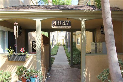 Photo of 4847 Williamsburg Ln #154, La Mesa, CA 91942 (MLS # 200047318)