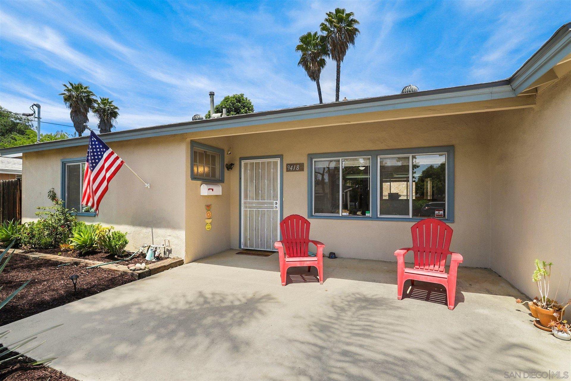Photo of 9418 Galston Dr, Santee, CA 92071 (MLS # 210015318)