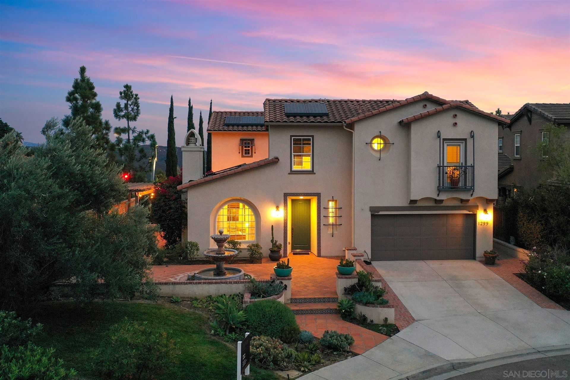 Photo of 1299 Holmgrove Dr, San Marcos, CA 92078 (MLS # 200051321)