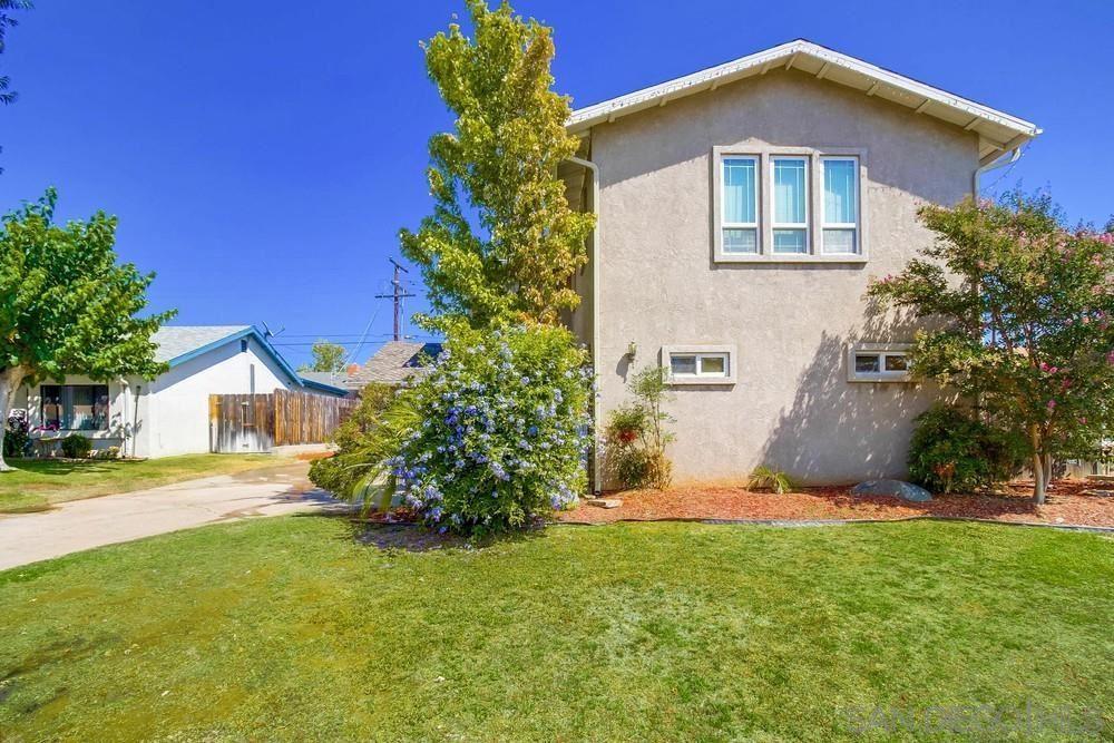Photo of 1263 Navello Street, El Cajon, CA 92021 (MLS # 210026321)