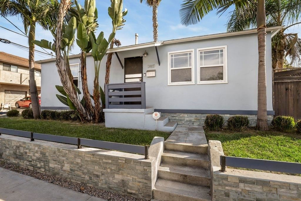 Photo for 3415 Collier Ave, San Diego, CA 92116 (MLS # 200049322)