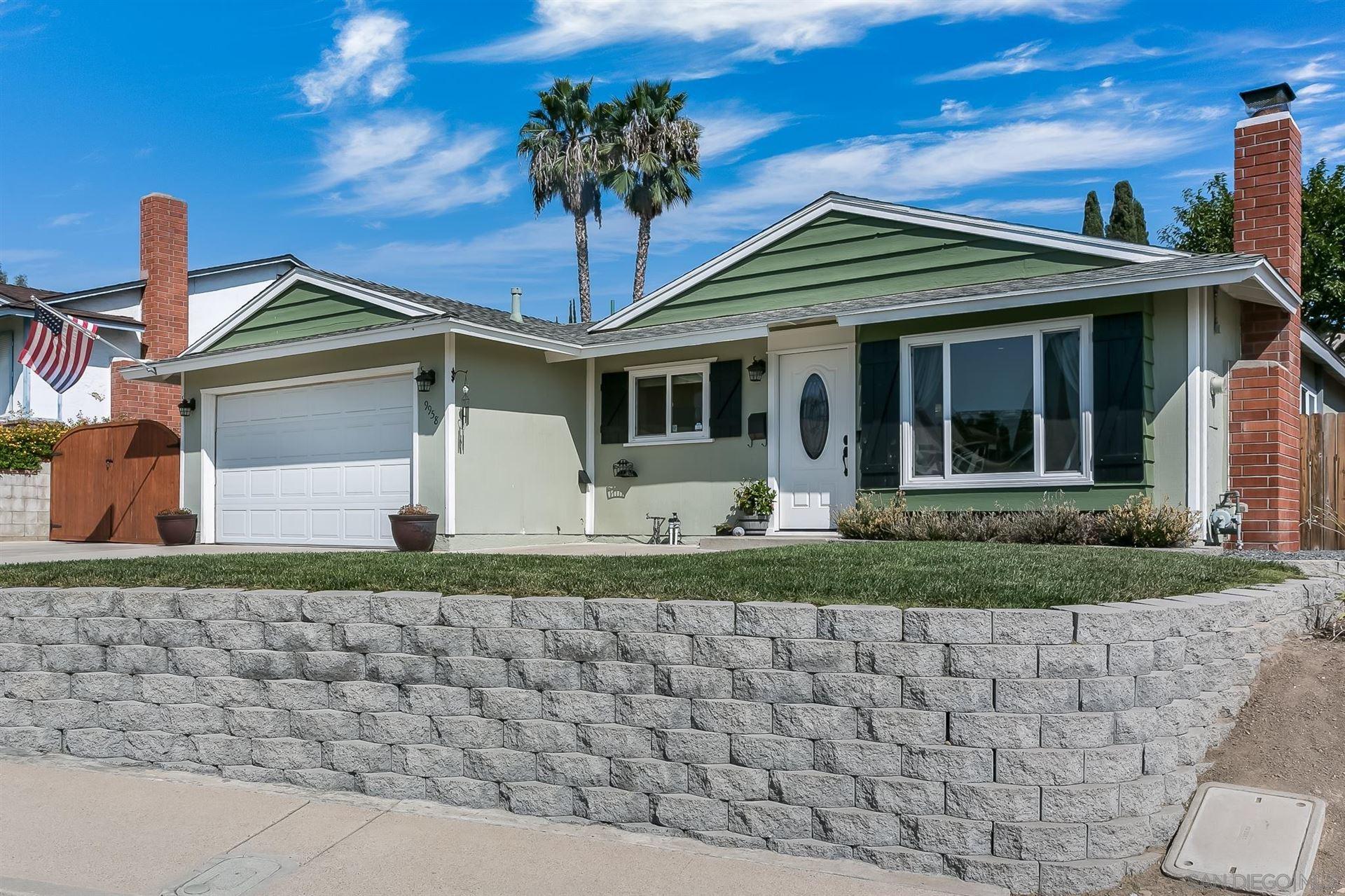 Photo of 9958 Golden West Ln, Santee, CA 92071 (MLS # 210026327)