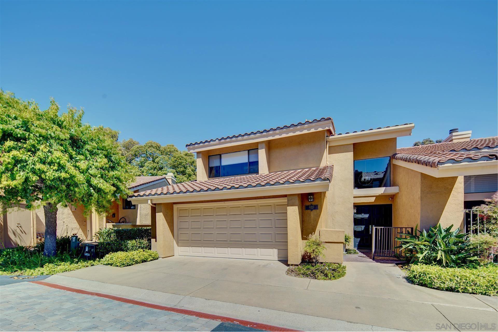 Photo of 6483 Caminito Formby, La Jolla, CA 92037 (MLS # 210016330)
