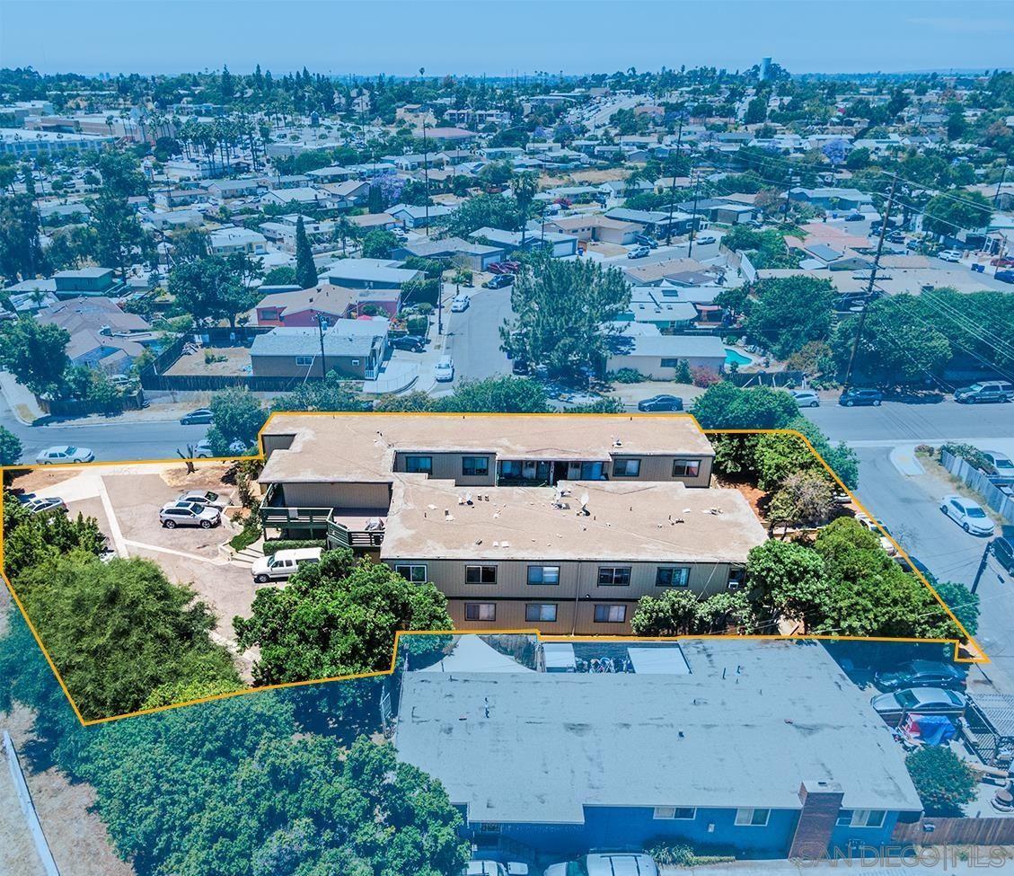 Photo of 3603 King Street, La Mesa, CA 91941 (MLS # 210020331)