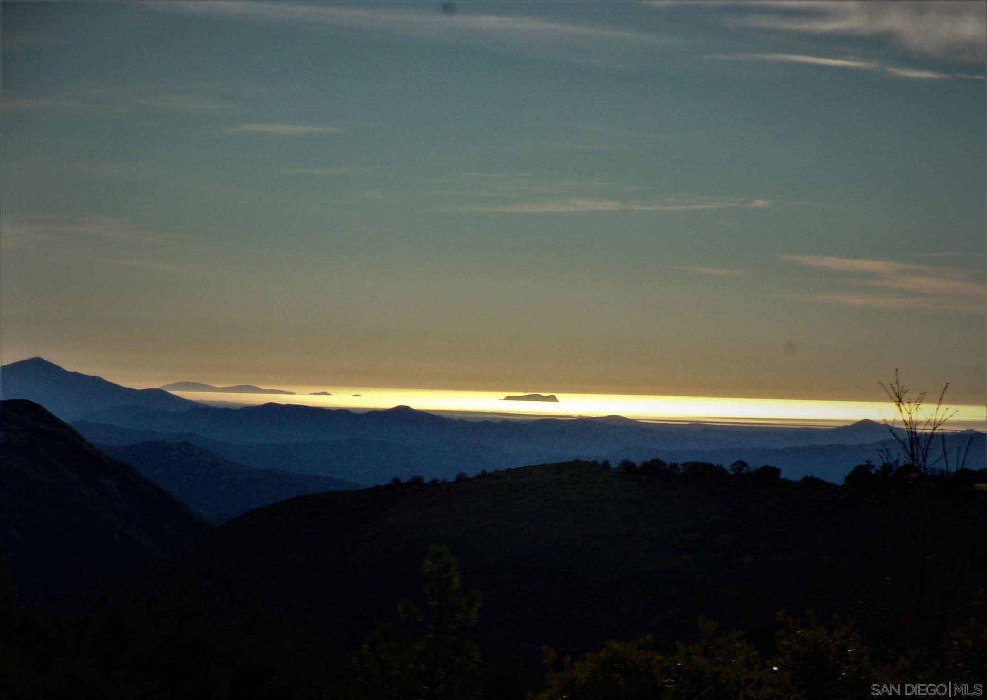 Photo of 4824 Pine Ridge Way, Julian, CA 92036 (MLS # 200052333)