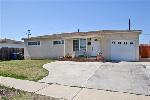 Photo of 668 Woodlawn Avenue, Chula Vista, CA 91910 (MLS # PTP2102334)