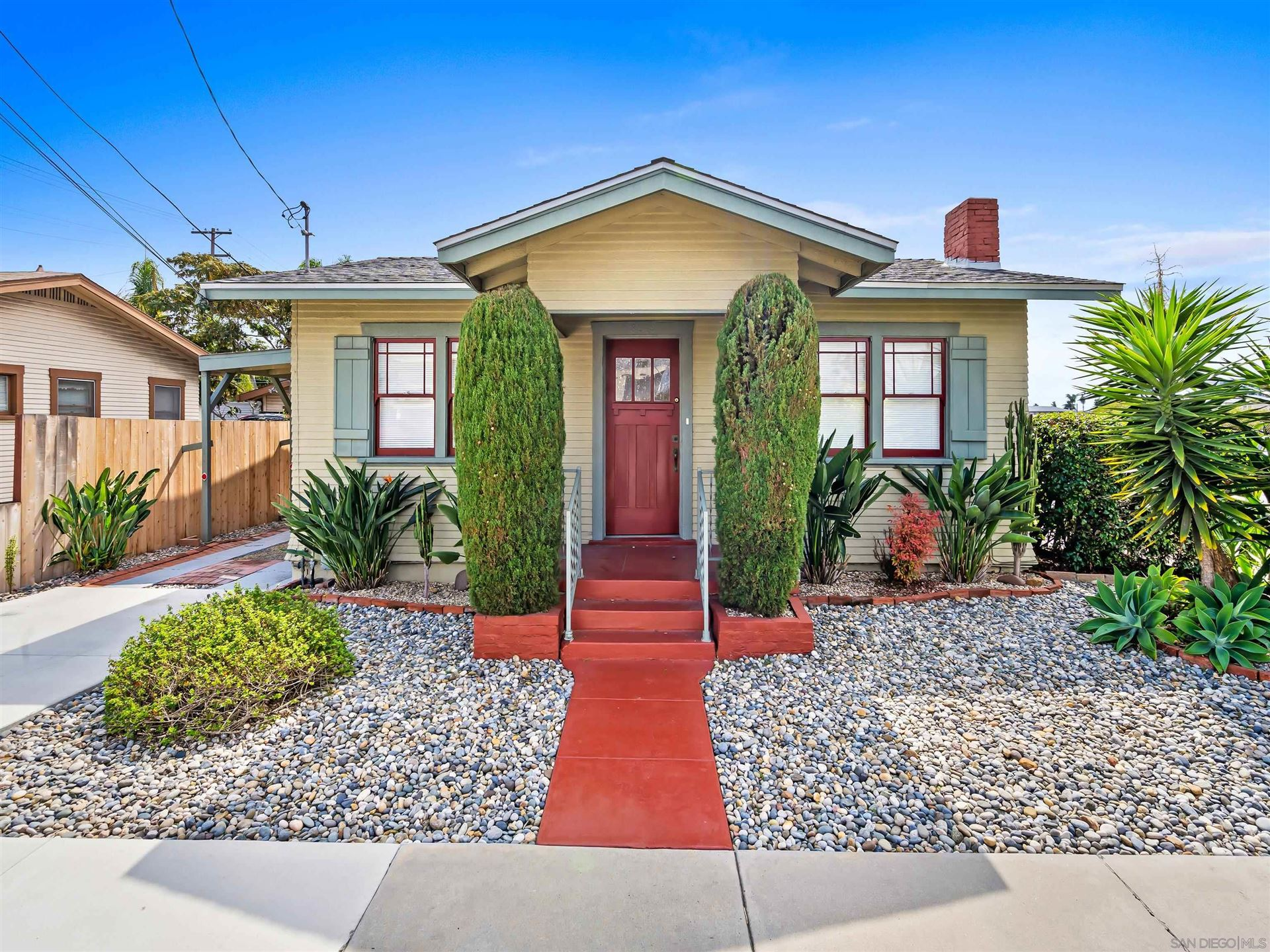 Photo for 3149 Madison Avenue, San Diego, CA 92116 (MLS # 210028335)