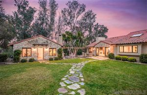Photo of 7255 La Soldadera, Rancho Santa Fe, CA 92067 (MLS # 190009336)