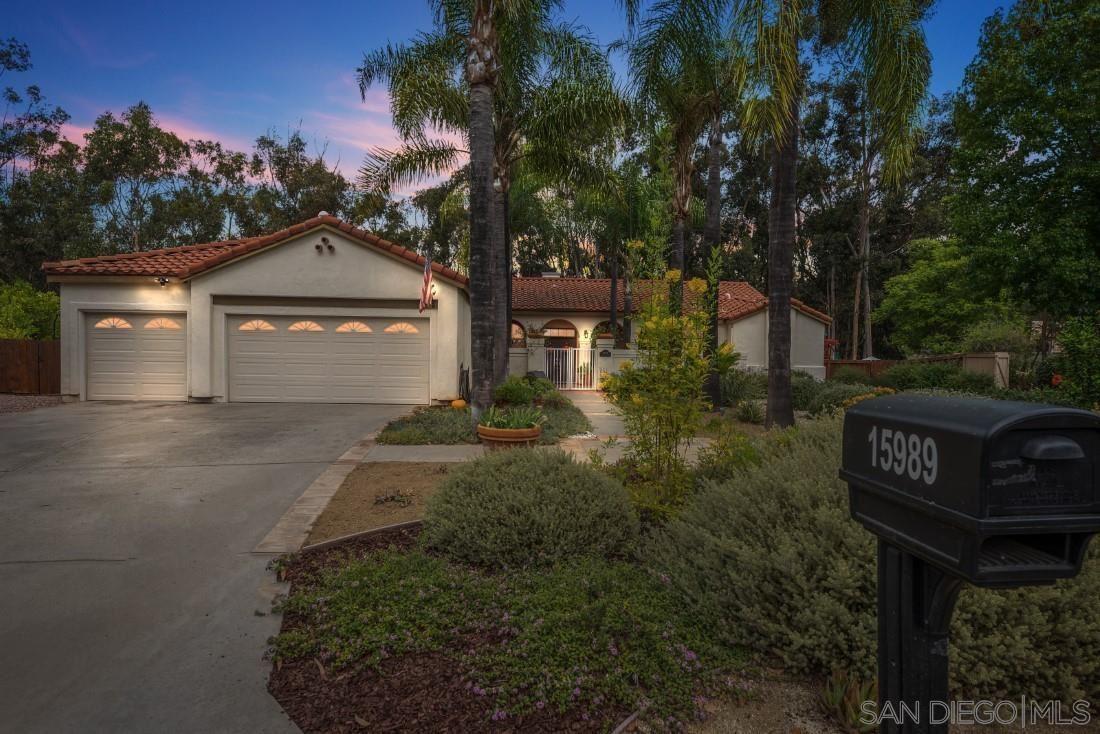 Photo of 15989 Cumberland Drive, Poway, CA 92064 (MLS # 210028339)
