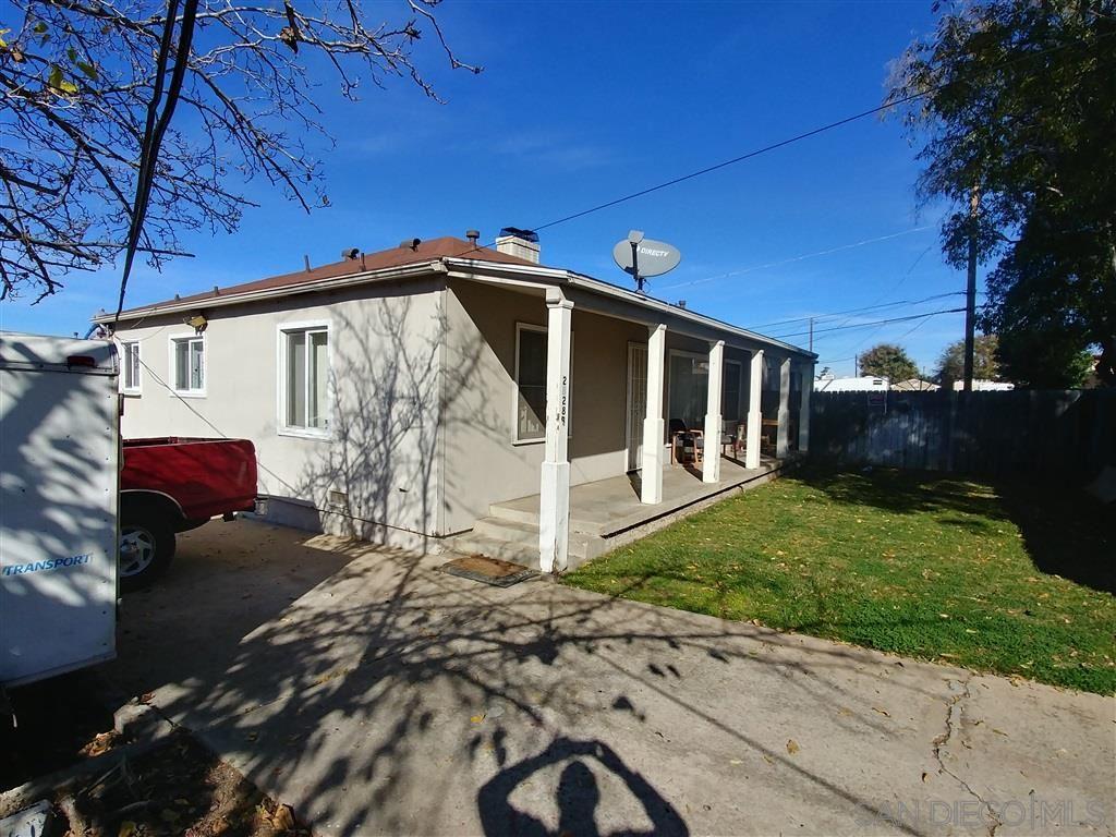 Photo of 2828 Massachusetts Ave., Lemon Grove, CA 91945 (MLS # 200014341)