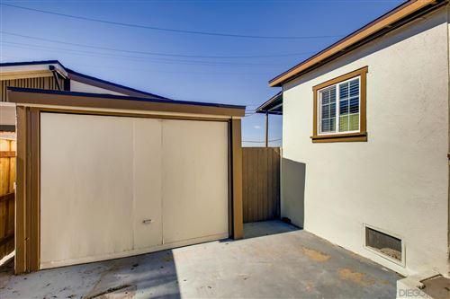Tiny photo for 4736 Panorama Drive, San Diego, CA 92116 (MLS # 210002345)