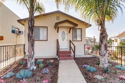 Photo of 2771 Logan, San Diego, CA 92113 (MLS # 210025345)