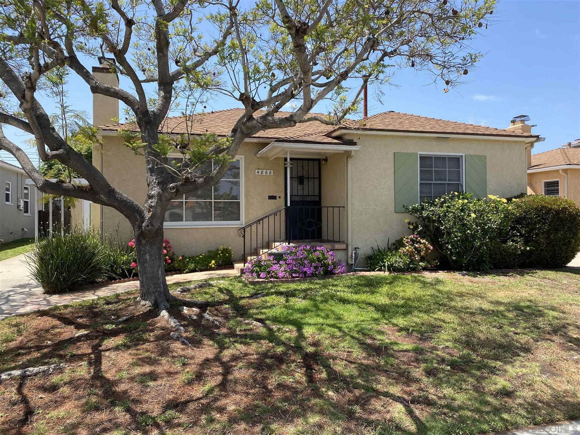 Photo for 4868 Vista Street, San Diego, CA 92116 (MLS # 210012345)