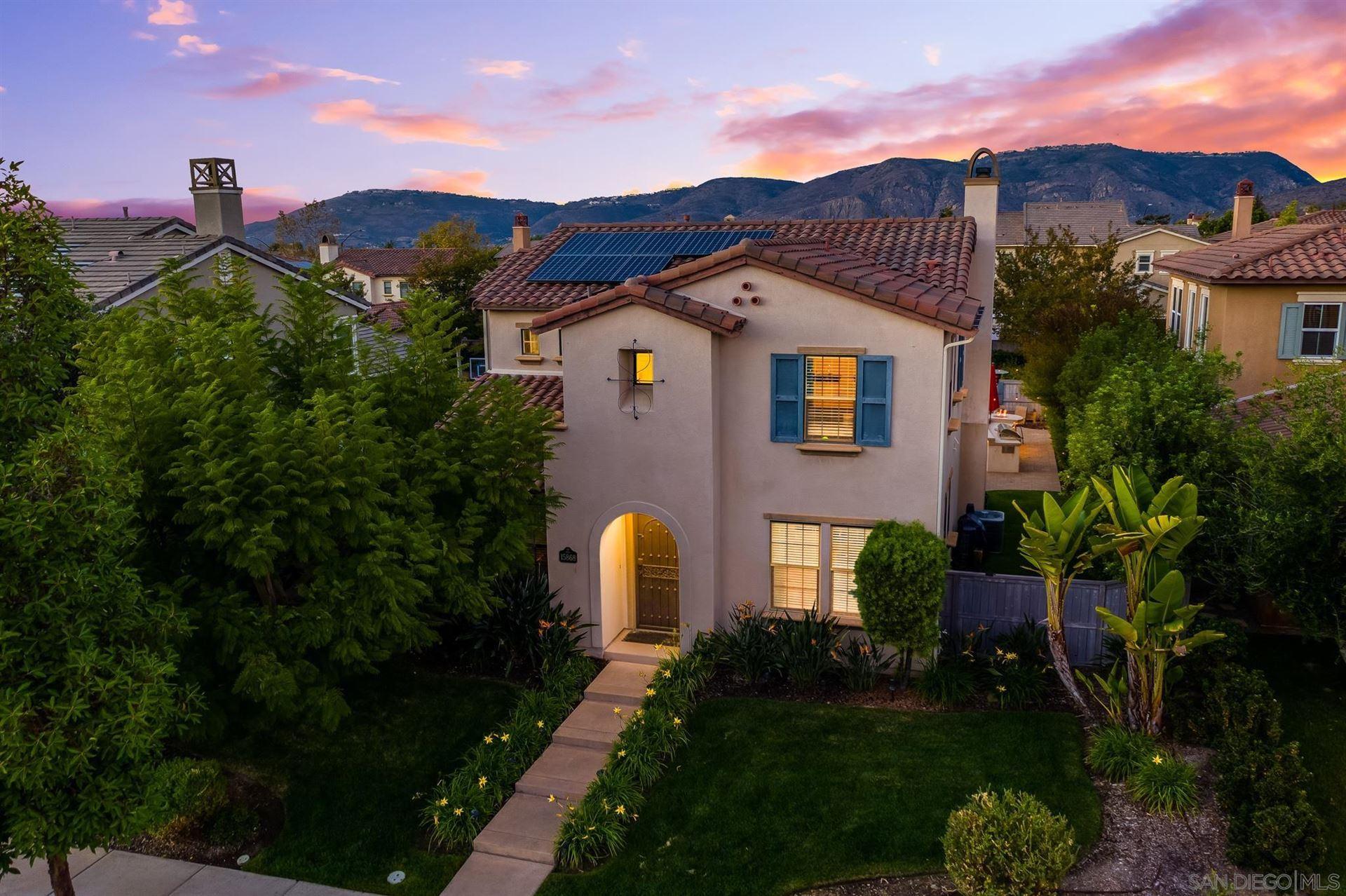 Photo of 15868 Monte Alto Ter, San Diego, CA 92127 (MLS # 210029345)