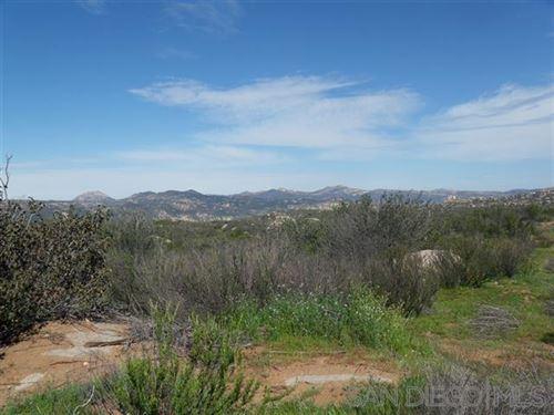 Photo of 23369 Horizon View, Potrero, CA 91963 (MLS # 190057346)