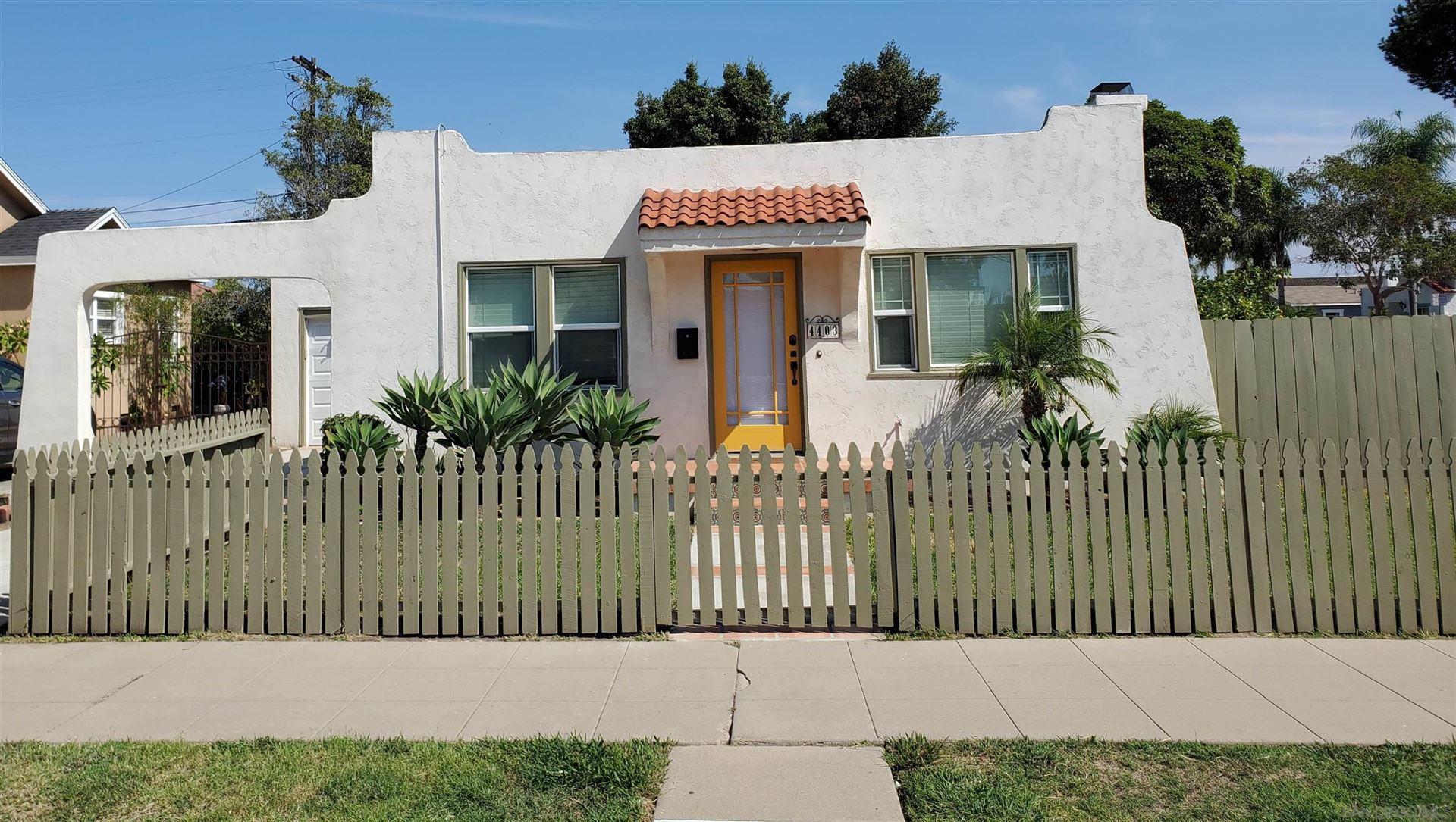 Photo for 4403 42 Street, San Diego, CA 92116 (MLS # 210028347)