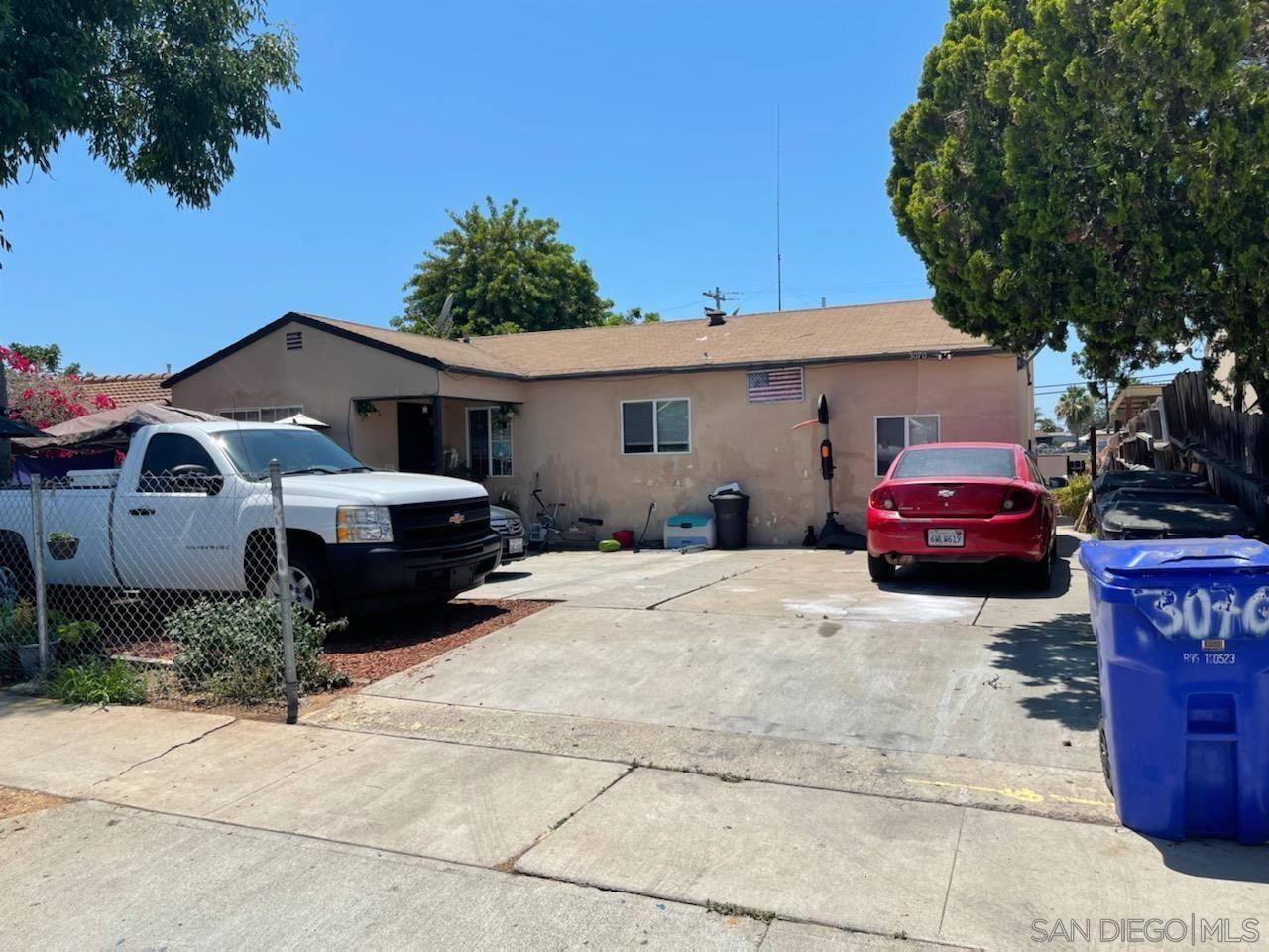 Photo of 3070-72 44th St, San Diego, CA 92105 (MLS # 210021348)