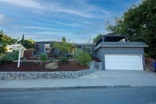 Photo of 4376 Revillo Drive, San Diego, CA 92115 (MLS # PTP2104349)