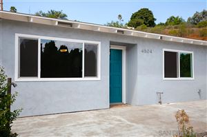 Photo of 4504 Home Ave, San Diego, CA 92105 (MLS # 190049350)