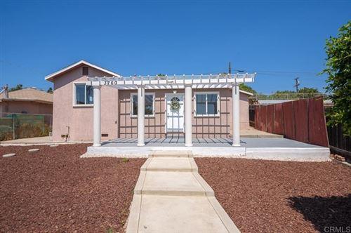 Photo of 3760 HARDING Avenue, San Diego, CA 92113 (MLS # PTP2106350)